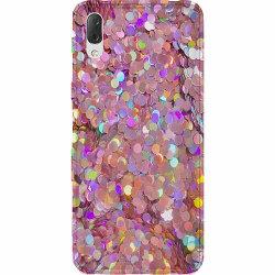 Sony Xperia L3 Thin Case Glitter