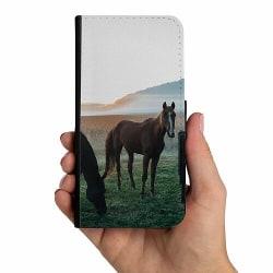 Samsung Galaxy A20s Mobilskalsväska Häst / Horse