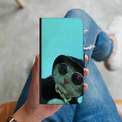 Samsung Galaxy A02s Plånboksskal Sup Cat