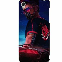 Sony Xperia Z3 Thin Case Cyberpunk 2077