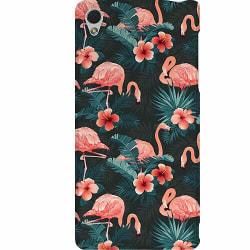 Sony Xperia Z3 Thin Case Flamingo