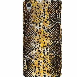 Sony Xperia Z3 Thin Case Leo Snake