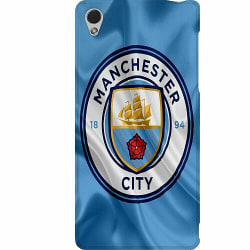 Sony Xperia Z3 Thin Case Manchester City
