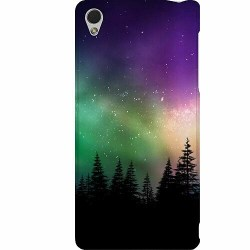 Sony Xperia Z3 Thin Case Northern Lights