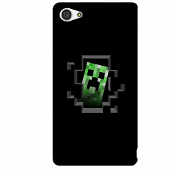 Sony Xperia Z5 Compact Thin Case Minecraft