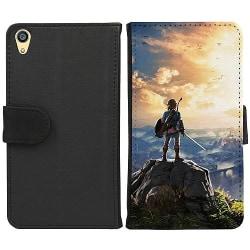 Sony Xperia Z5 Premium Plånboksfodral Zelda
