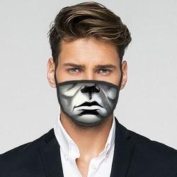 Tvättbar Fashion Mask - Fashion