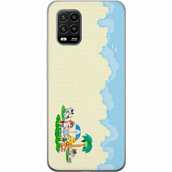 Xiaomi Mi 10 Lite Thin Case Animal Crossing