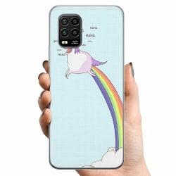 Xiaomi Mi 10 Lite TPU Mobilskal Flying Unicorn?