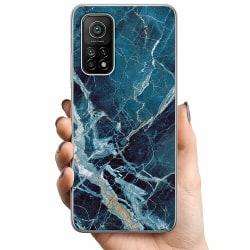 Xiaomi Mi 10T TPU Mobilskal Marmor