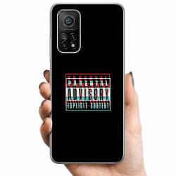 Xiaomi Mi 10T TPU Mobilskal parental advisory (EXPLICIT CONTENT)