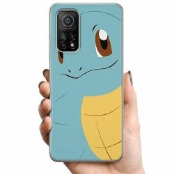 Xiaomi Mi 10T TPU Mobilskal Pokémon - Squirtle