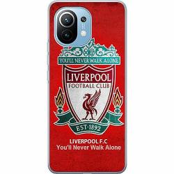 Xiaomi Mi 11 Mjukt skal - Liverpool