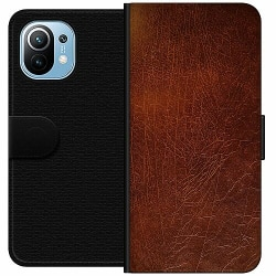 Xiaomi Mi 11 Wallet Case Leather
