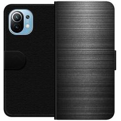 Xiaomi Mi 11 Wallet Case Metallic