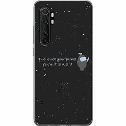 Xiaomi Mi Note 10 Lite Mjukt skal - Among Us
