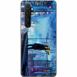Xiaomi Mi Note 10 Lite Thin Case Detective Pikachu