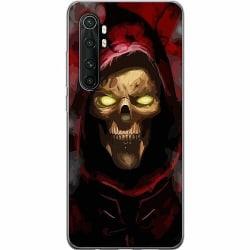 Xiaomi Mi Note 10 Lite Mjukt skal - Doctor Red Skull