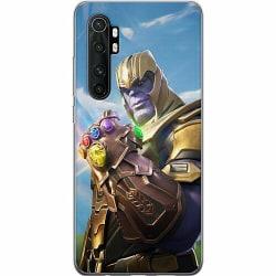 Xiaomi Mi Note 10 Lite Mjukt skal - Fortnite Thanos