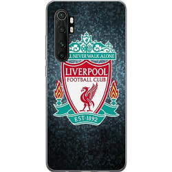 Xiaomi Mi Note 10 Lite Mjukt skal - Liverpool