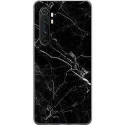 Xiaomi Mi Note 10 Lite Mjukt skal - Marmor