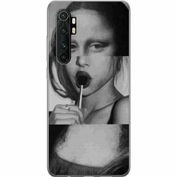 Xiaomi Mi Note 10 Lite Thin Case Mona Lisa