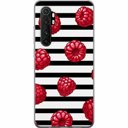 Xiaomi Mi Note 10 Lite Thin Case Raspberries