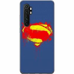 Xiaomi Mi Note 10 Lite Mjukt skal - Superman Splat
