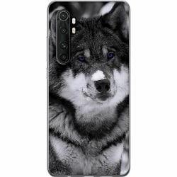 Xiaomi Mi Note 10 Lite Mjukt skal - Wolf