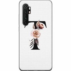 Xiaomi Mi Note 10 Lite Thin Case Bokstäver