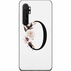 Xiaomi Mi Note 10 Lite Mjukt skal - Bokstäver