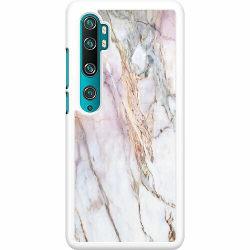 Xiaomi Mi Note 10 Pro Hard Case (Vit) Marmor