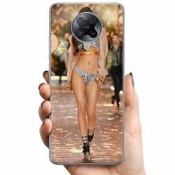 Xiaomi Poco F2 Pro TPU Mobilskal Sexy Girl