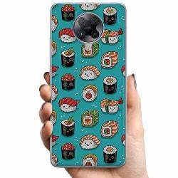Xiaomi Poco F2 Pro TPU Mobilskal Sushi Sweeties
