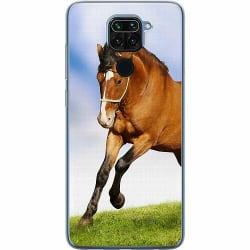 Xiaomi Redmi Note 9 Mjukt skal - Horse