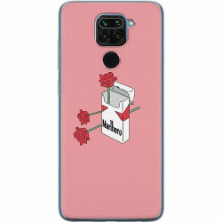 Xiaomi Redmi Note 9 Mjukt skal - Roses