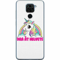 Xiaomi Redmi Note 9 Mjukt skal - Unicorn