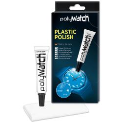 Polywatch Kit – För glänsande tider – plast polish