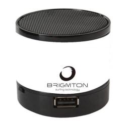2-pack, Bluetooth Högtalare BAMP-703 3W FM White