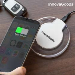 2-pack, Qi Trådlös Laddare till Smartphones White