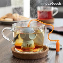 2-pack, Tea Infuser Japanskinspirerad design White