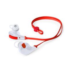 Bluetooth Sporthörlurar Röd