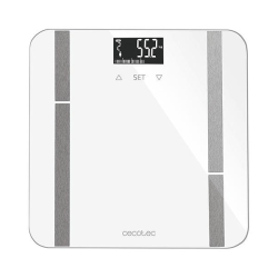 Digital Badrumsvåg Cecotec Surface Precision 9400 Full Healthy White