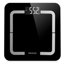 Digital Badrumsvåg Cecotec Surface Precision 9500 Smart Healthy Svart