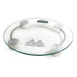 Digital Badrumsvåg Transparent (ø 33 cm) Transparent