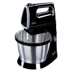 Mixer Aeg SM3300 350W Svart Rostfritt stål Svart