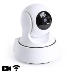 Övervakningsvideokamera 360º HD Vit