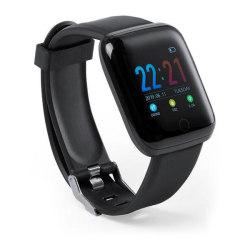 "Smartklocka 1,3"" Bluetooth 4.0 Svart  Black"