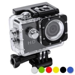 """Sportkamera 2"""" LCD Full HD Blå Blå"""