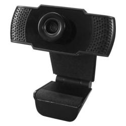 Webbkamera CoolBox CW1 30fps Black